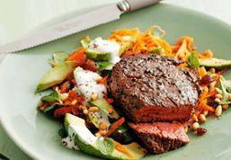 Healthy Steak Recipe
