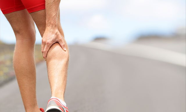 Calf Pain following Running